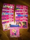 Phonics Fun with Barbie Step Into Reading Books Lot Set of 12