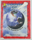Geography Songs Sing Around the World Homeschool Book Only