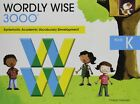 NEW Wordly Wise 3000 Grade K 2nd Edition by Cheryl Dressler