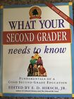 Core Knowledge What Your Second Grader Needs to Know  Fundamentals of a