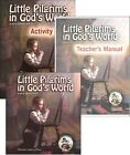 Christian Liberty Little Pilgrims in Gods World Grade 1 SET of 3