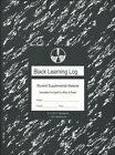 Black Learning Log Formatted for Spell to Write and Read
