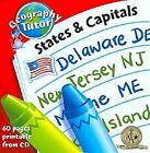 Geography Tutor States  Capitals Songs That Teach NEW Sealed CD