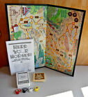 Herd Your Horses Wild Mustang Board Game MISSING DIE Aristoplay Learn about