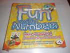 NEW Fun with Numbers Hours of Family Fun Bilingual Ages 4 + Aristoplay Education