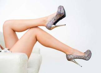 What Happens To Your Body When You Wear Heels - Feet