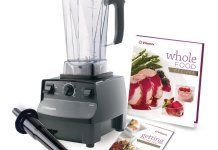 Upgrade Pick: Vitamix 5200 Series Blender