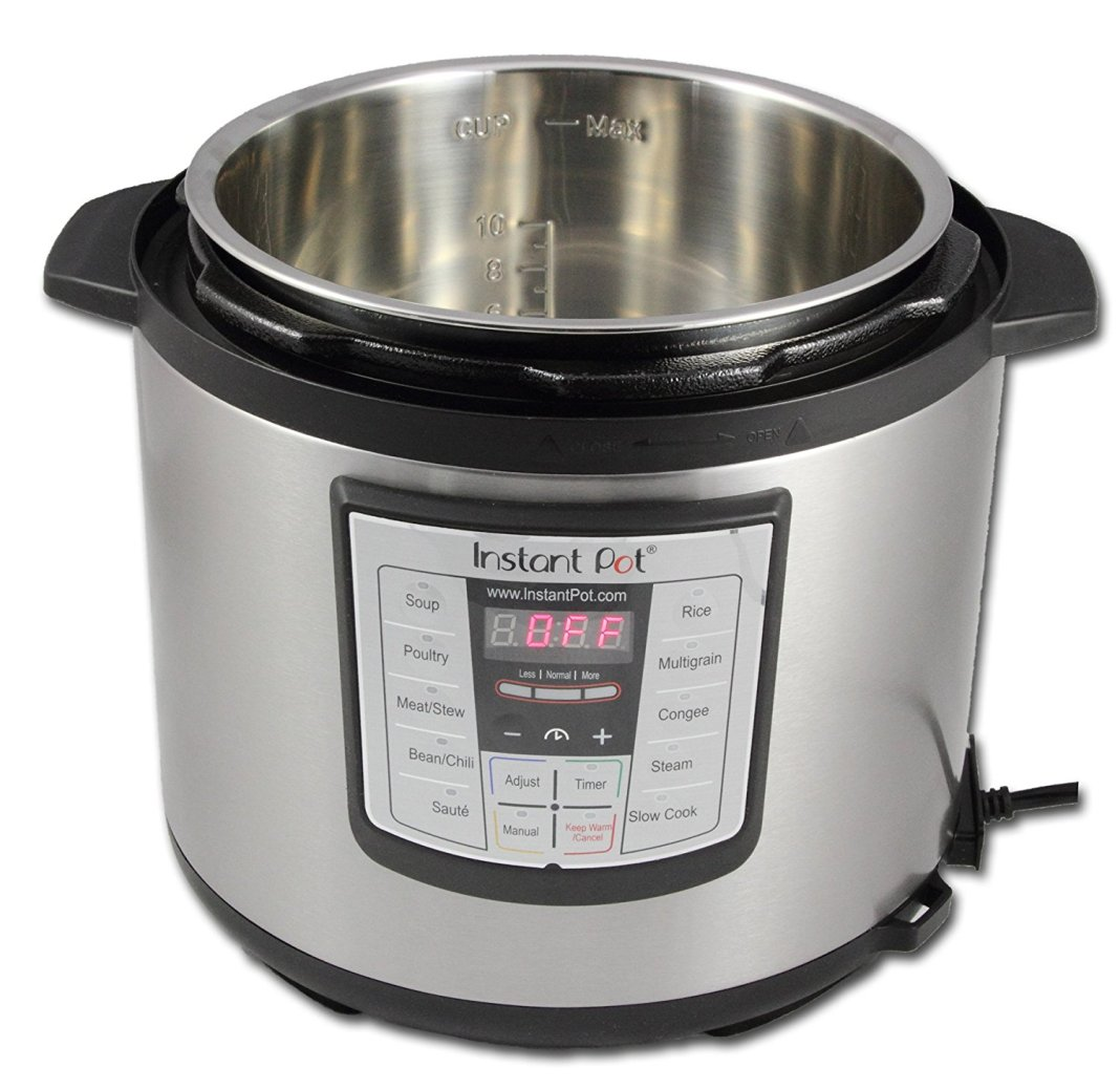 Safe of Instant Pot 6 in 1