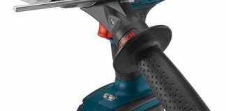 New Bosch 18V Wrist-Saving Cordless Drills