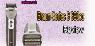 Braun Series 3 390cc Review