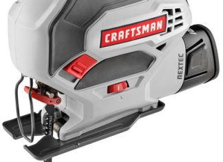 New Craftsman Nextec 12V Jig Saw