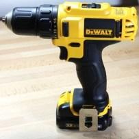 Dewalt 12V Max Handle & Common Features