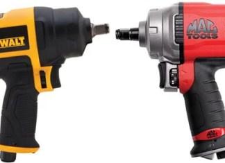 Top 5 New Dewalt Automotive Air Tools