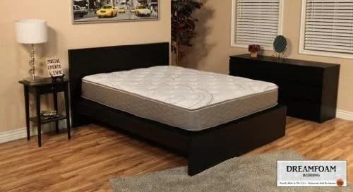 DreamFoam Bedding Mattress, 12 in 1 Twin Size Customizable