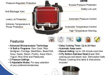 Specifications and Manuals Of Instant Pot product