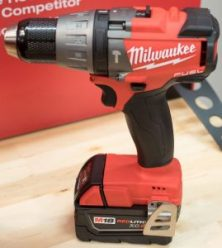 2ND GEN M18 FUEL DRILL AND HAMMER DRILL