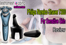 Philips Norelco Shaver 7300 For Sensitive Skin Review