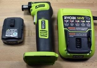 Ryobi Auto Hammer Hands-on