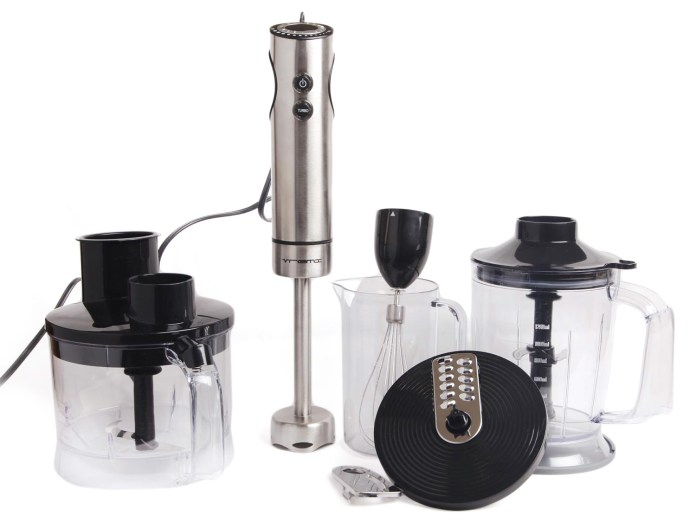 The Best Immersion Hand Blender for the Home Cook 3