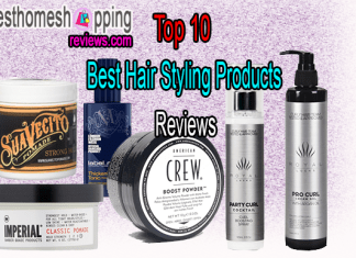 Top 10 Best Hair Styling Products Reviews