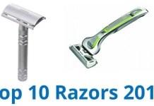 Top 10 Best Razors