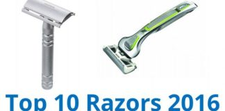 Top 10 Best Razors