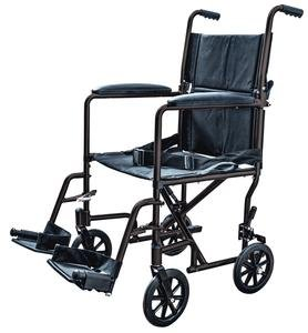 Aluminum Transport Chair Lightweight Wheelchair