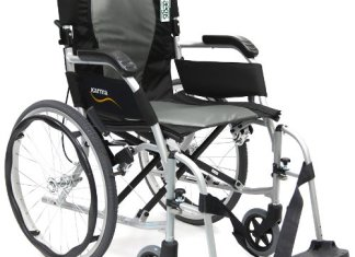 The ergo flight wheelchair