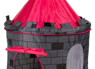 Knight Castle Prince House Kids Play Tent