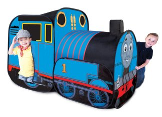 Thomas Train Car played by Playhut