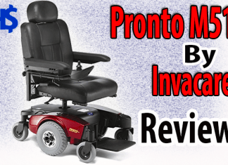 Invacare Pronto M51 Power Wheelchair Review