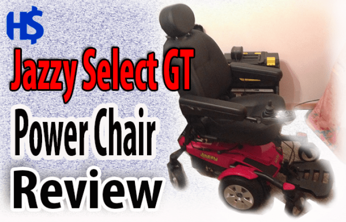 Jazzy Select GT Power Chair Review
