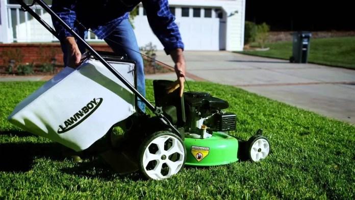Lawn-Boy 10730 Kohler XT6 OHV High Wheel Push Gas Lawn Mower