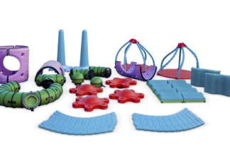 Snug Play Commercial Playground