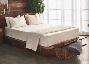 Brentwood Home Bamboo Mattress, Gel Memory Foam, 13-Inch