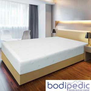 Bodipedic 10-inch Memory Foam Mattress
