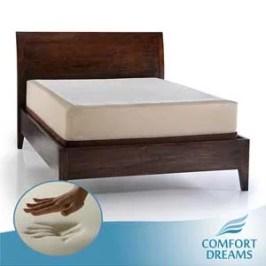 Comfort Dreams Select A Firmness 11 Inch Queen Size Memory Foam Mattress Review