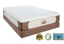 Dynasty Mattress Cool Breeze 12-Inch Gel Memory Foam Mattress