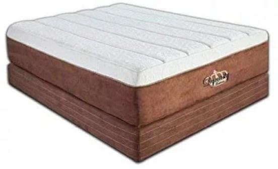 DynastyMattress New Luxury Grand 15 Inch Memory Foam Mattress