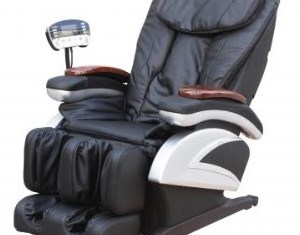 lectric Full Body Shiatsu Massage Chair Recliner with Heat Stretched Foot Rest 06C