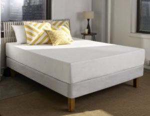 Sleep Innovations Shea 10-inch Memory Foam Mattress With 20-Year Warranty