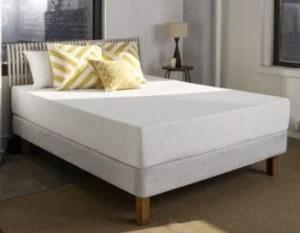 Sleep Innovations Shea 10-inch Memory Foam Mattress With 20-Year Warranty