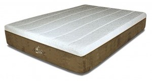 SilverRest Luxury Grand 14-Inch Memory Foam Mattress