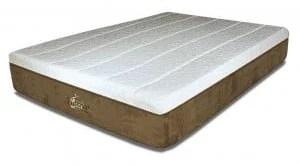 SilverRest Luxury Grand 14-Inch Memory Foam Mattress
