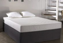 Sleep Innovations Sage 8-inch Gel Memory Foam Mattress