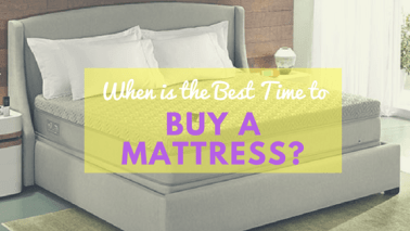 When Is The Best Time To Buy A Mattress?