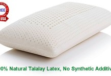 Your Complete Guide To Latex Pillows