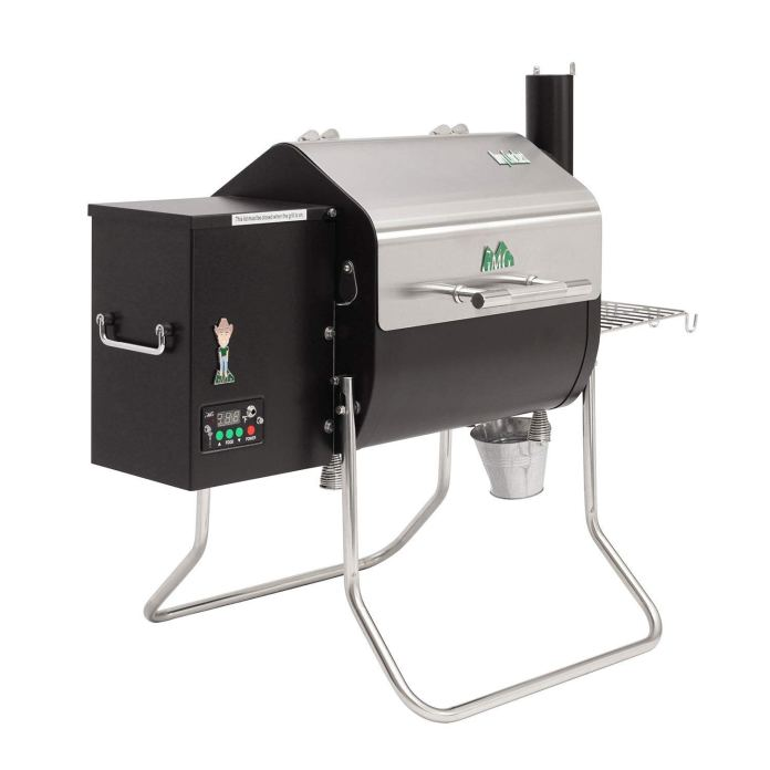 Best Pellet Smoker Grill 2018 by Green Mountain Grills