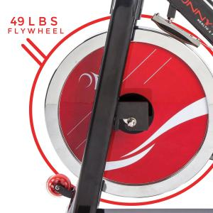 Sunny Health & Fitness Indoor Spin Bike SF-B1002 Review