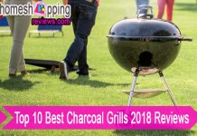 Top 10 Best Charcoal Grills 2018 Reviews